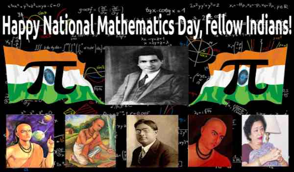 Mathematic day wishes image