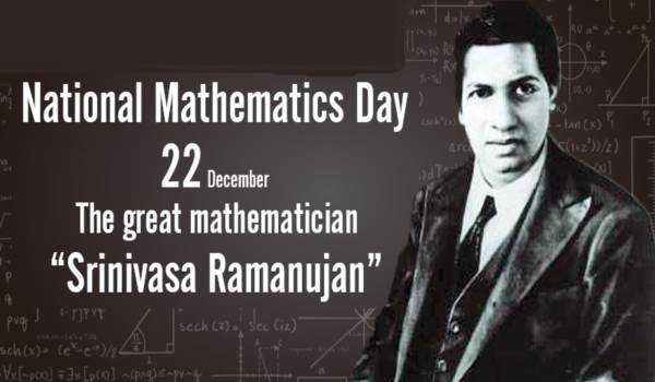 National mathematics day hd images