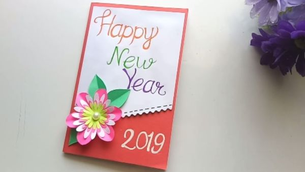 New Year Greeting Cards Ideas