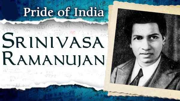 Srinivasa ramanujan hd photos
