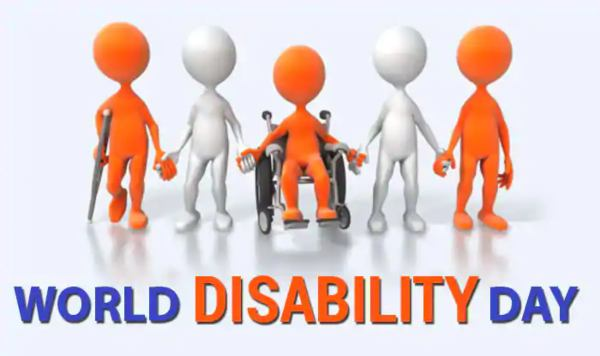 World Disability Day image 2020