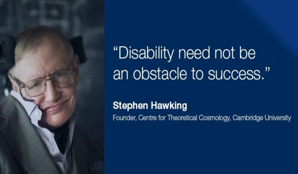 World handicapped day slogans