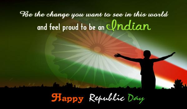 Republic day sms images