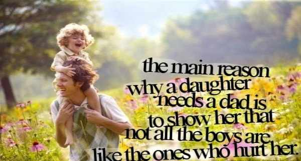 Shayari father and daughter