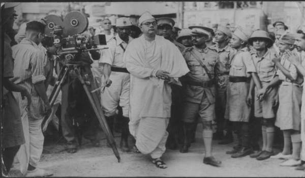 Subhash chandra bose hd pics