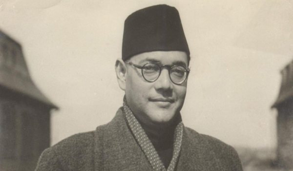 Subhash chandra bose ka photo