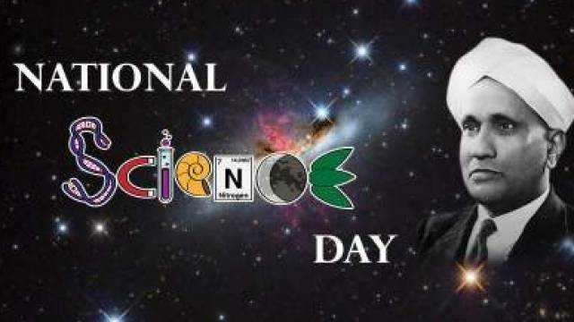 National Science Day Wallpapers