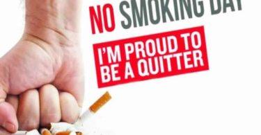 No Smoking Day Quotes