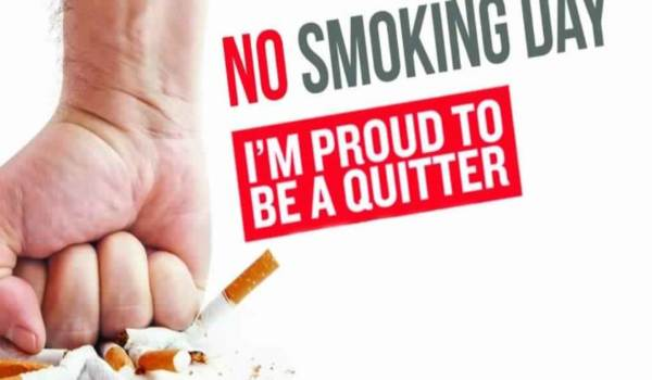No Smoking Day Quotes
