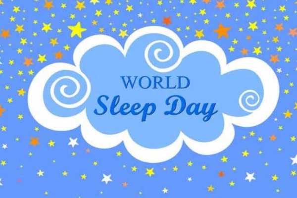 World Sleep Day Image