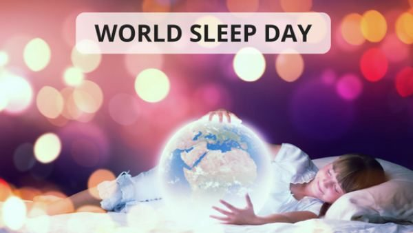 World Sleep Day Wallpapers