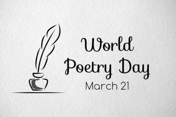 World poetry day in hindi