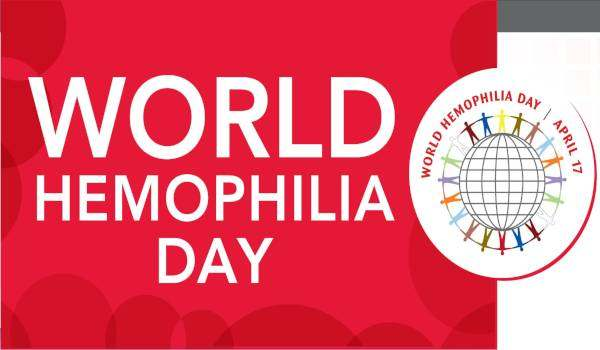 Haemophilia day posters
