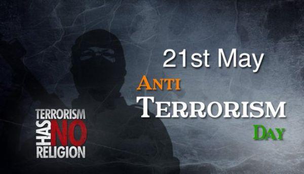 Slogans on Anti-Terrorism Day in hindi