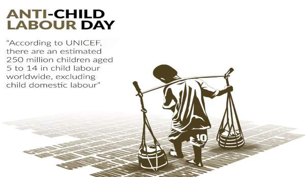 Essay on Anti Child Labour day