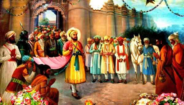 Guru Hargobind Ji Jayanti Speech