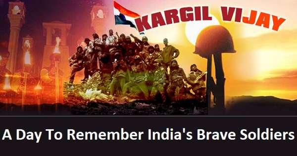 Kargil Vijay Diwas english Speech