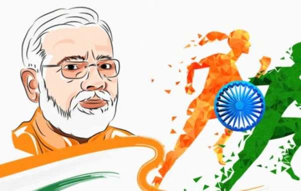 PM Modi Fit India Movement
