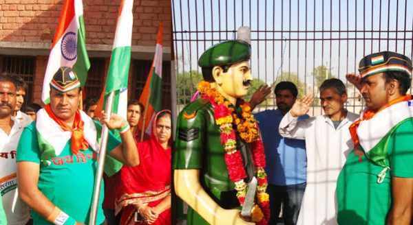 Haryana Shahid Diwas Essay in Hindi