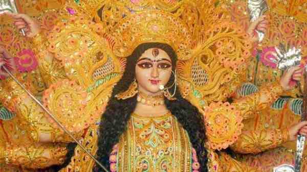 Navratri Maha Saptami Wallpapers