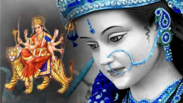 Navratri Maha Saptami Pictures