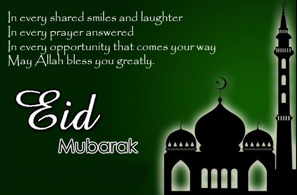 Eid ul milad status in English