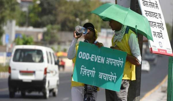 Odd even scheme rules advantages