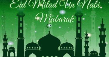 status on Eid ul milad in Hindi