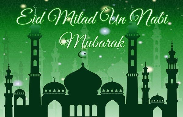 status on Eid ul milad in Hindi