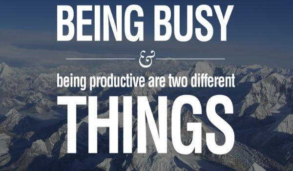 40 Best Quotes on productivity