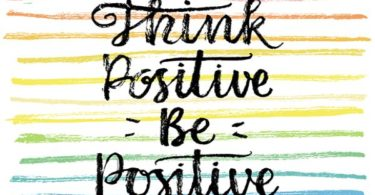 Essay on Positivie thinking in Hindi