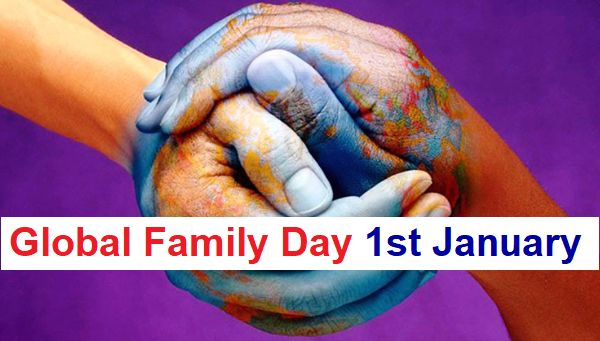 Global Family Day Essay hindi