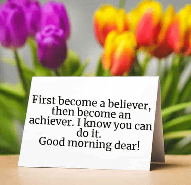 good -morning-first become- quotes