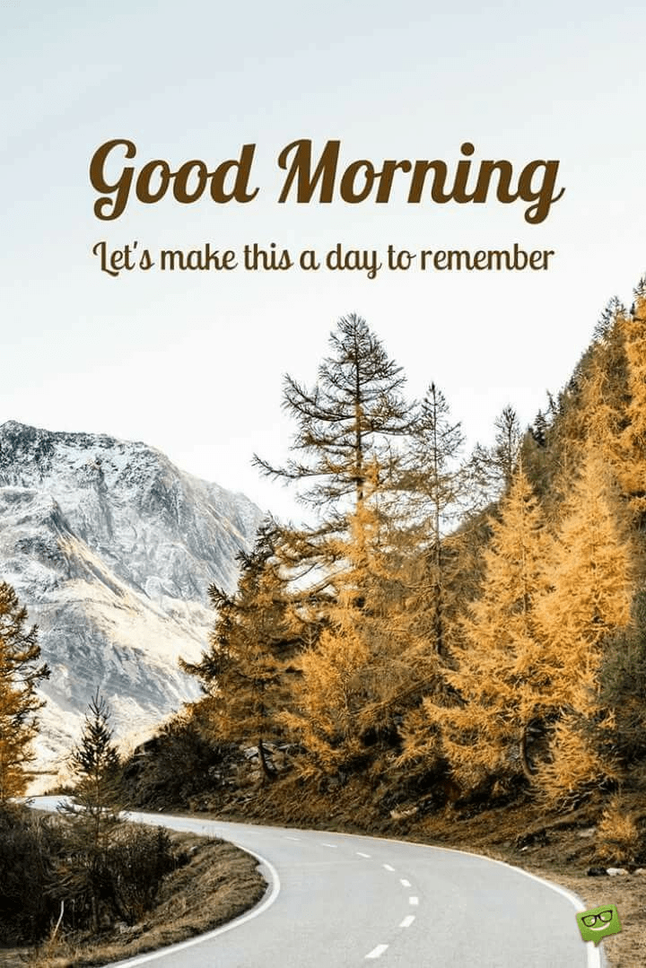 good -morning-ets mak- quotes