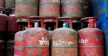 LPG Gas Cylinder New Prices