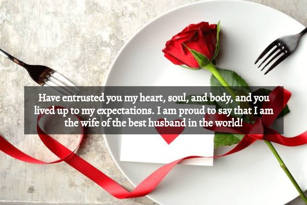 rose day quotes for husband and wife 3