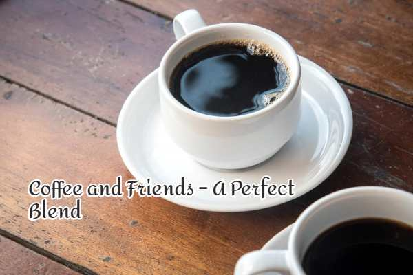 कॉफी दोस्ती स्टैटस