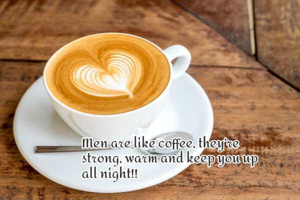 कॉफी स्टैटस अंग्रेजी में