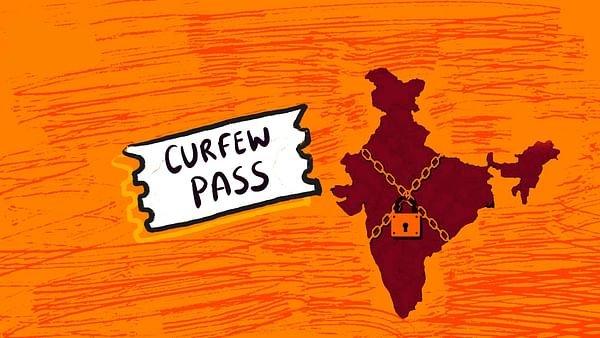 curfew pass status