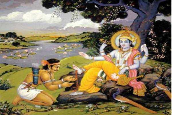 भगवान कृष्ण की मृत्यु
