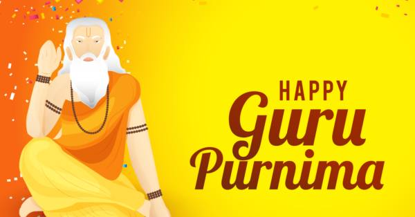 Few Lines on Guru Purnima in Hindi