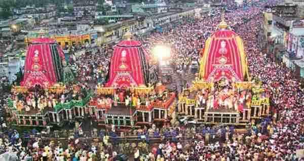 Jagannath Rath Yatra kab hai