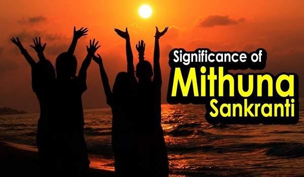 Mithun Sankranti Vrat Katha
