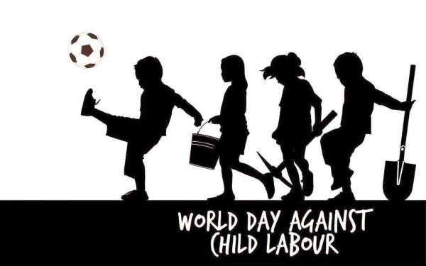 Short poem on anti child labour day