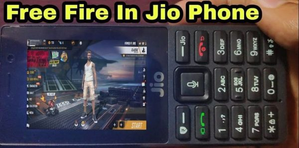 Free fire Jio Phone Download