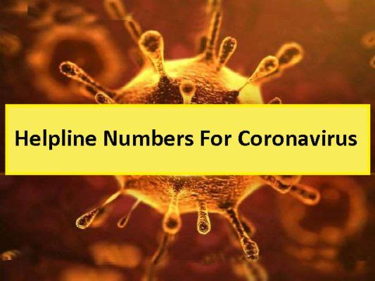 coronavirus-helpline-numbers