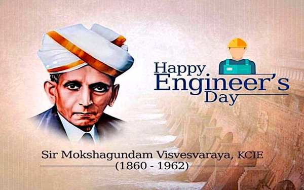 Engineers Day Greetings