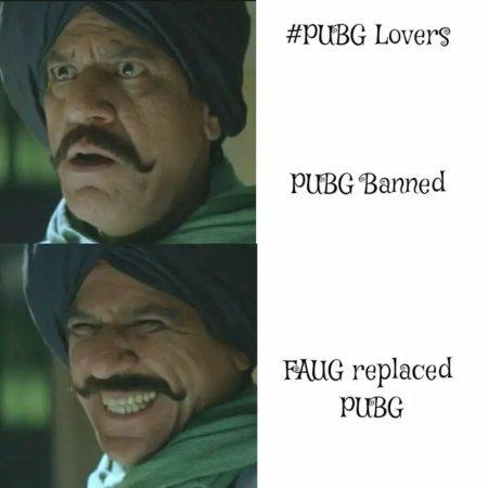 Fau g memes