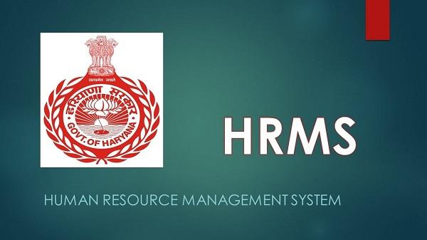 HRMS Haryana Employee Login