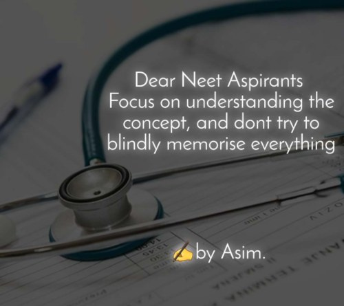 Inspiring quotes for neet aspirants